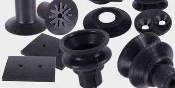 Tesnila, tehnični izdelki iz Gume, Poliuretana ali kombinacije