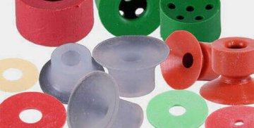 Tehnični izdelki iz Gume, Poliuretana ali kombinacije in Tesnila. Različni primeri po meri.