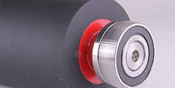 Obnova gumiranih valjev Roller Tehnik