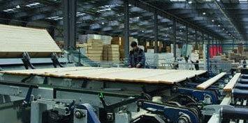 Valji in tesnila za lesno industrijo
