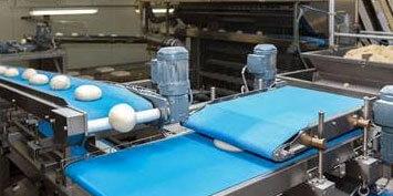 Valji in tesnila za živilsko industrijo